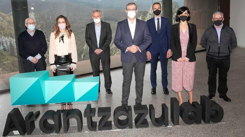 arantzazulab-inaugurazioa