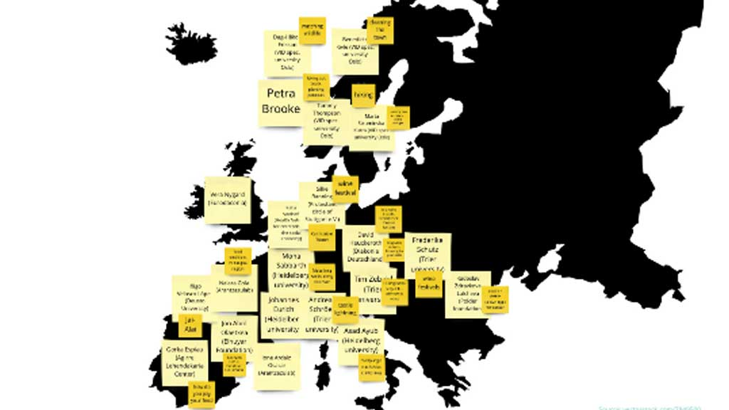 Arantzazulab_Erasmus+_Mapa